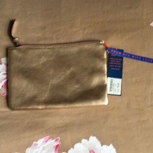 Violet Ray make up bag